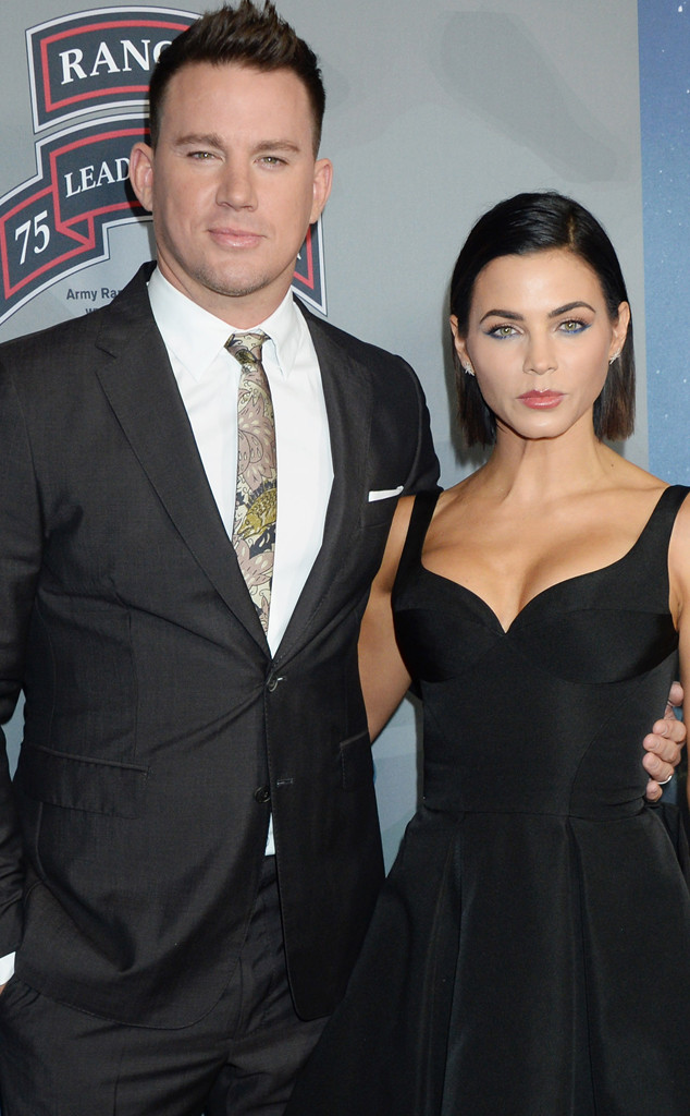 """Channing Tatum and Jenna Dewan Are Both """"Casually Dating"""" Months After Split"""