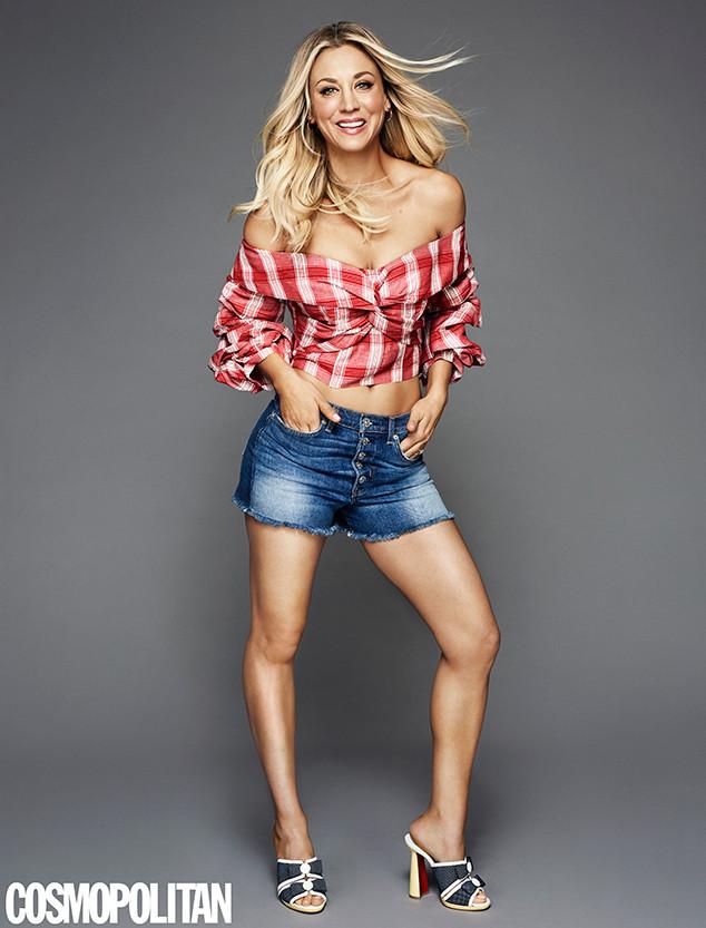 Kaley Cuoco, Cosmopolitan