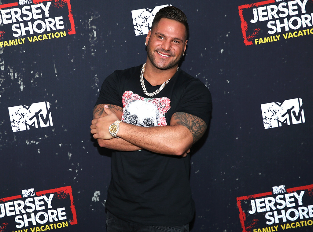 Ronnie Ortiz-Magro, Jersey Shore