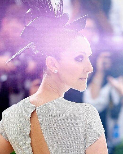 ESC: Celine Dion, Met Gala Moments