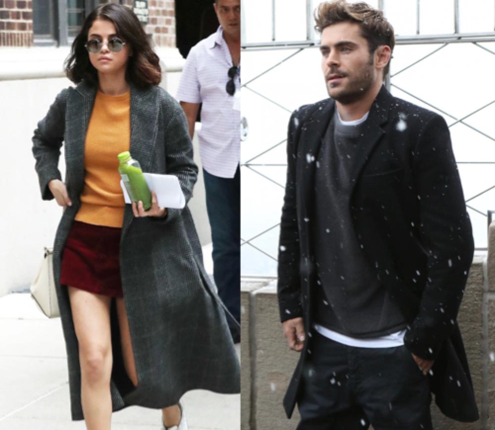 Selena Gomez, Zac Efron