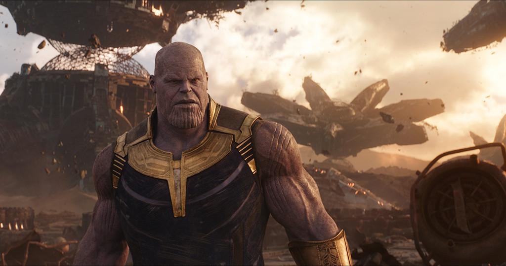 Josh Brolin, Avengers: Infinity War