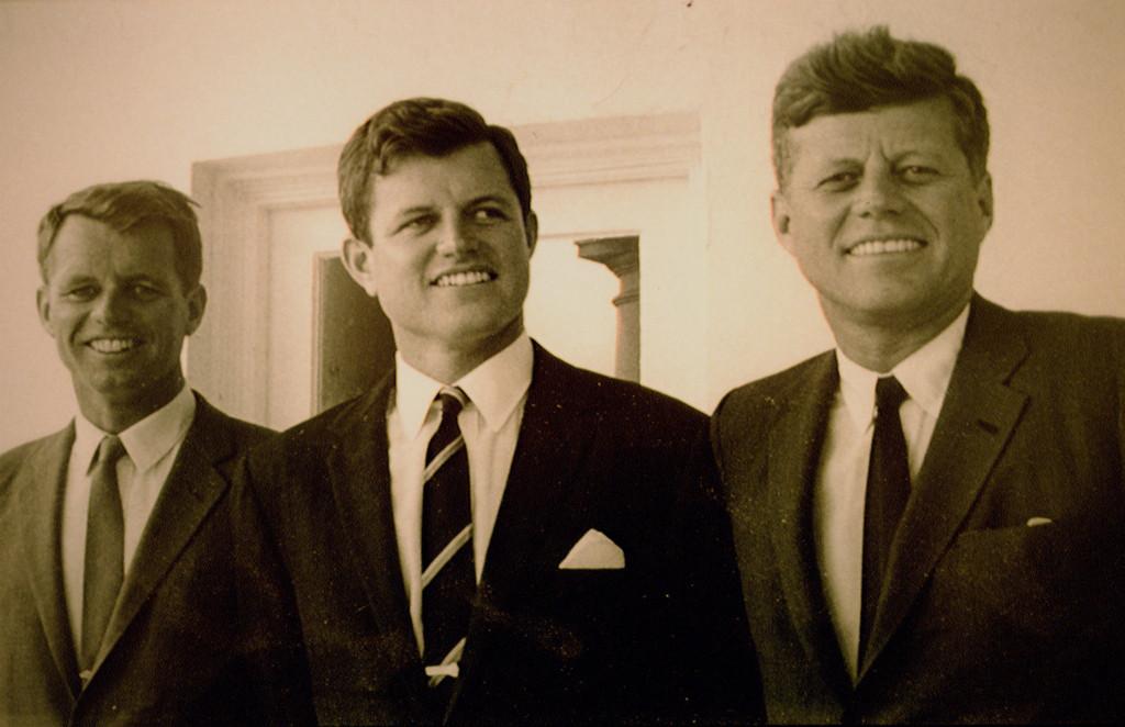 Robert F. Kennedy, Ted Kennedy, John F. Kennedy