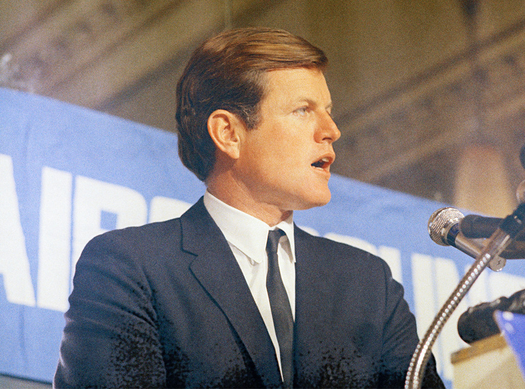 Ted Kennedy, 1969