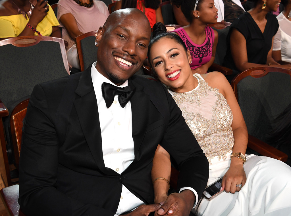 Tyrese Gibson, Samantha Lee Gibson