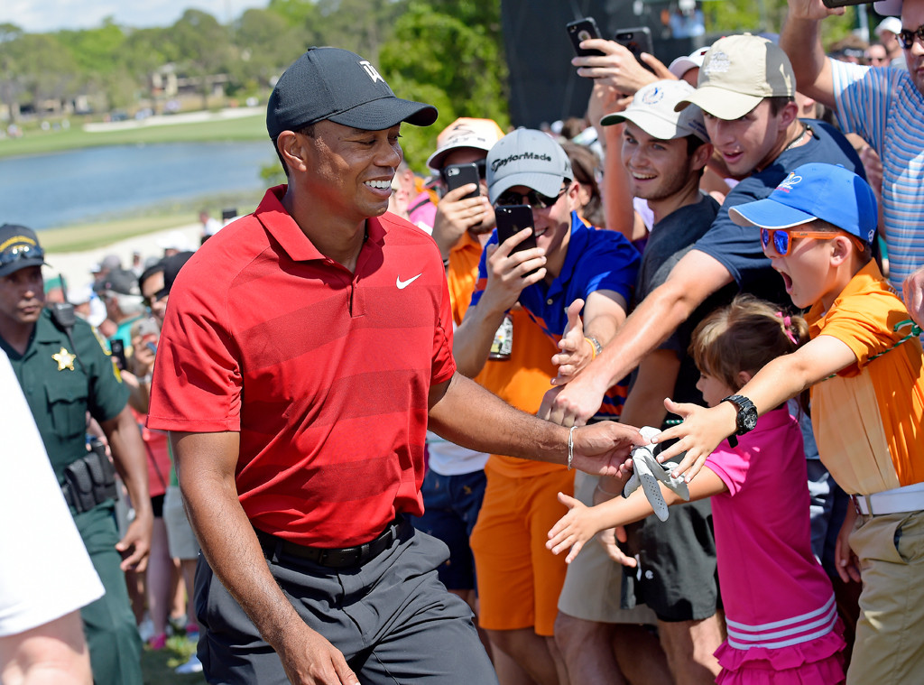 Tiger Woods, Arnold Pamer Invitational, 2018