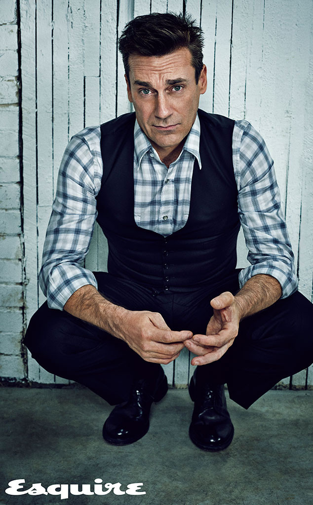 Jon Hamm Reflects On Fraternity Hazing Accusations And Softcore Porn Past  E News-9602