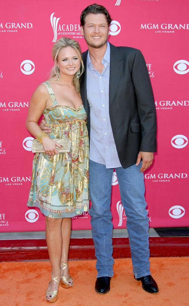 Miranda Lambert, Blake Shelton, 2008 ACM Awards