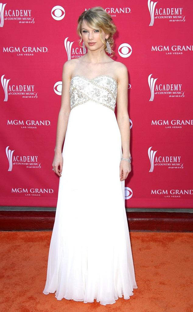 Taylor Swift, 2008 ACM Awards