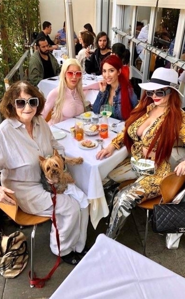 Farrah Abraham, Phoebe Price, Frenchy Morgan