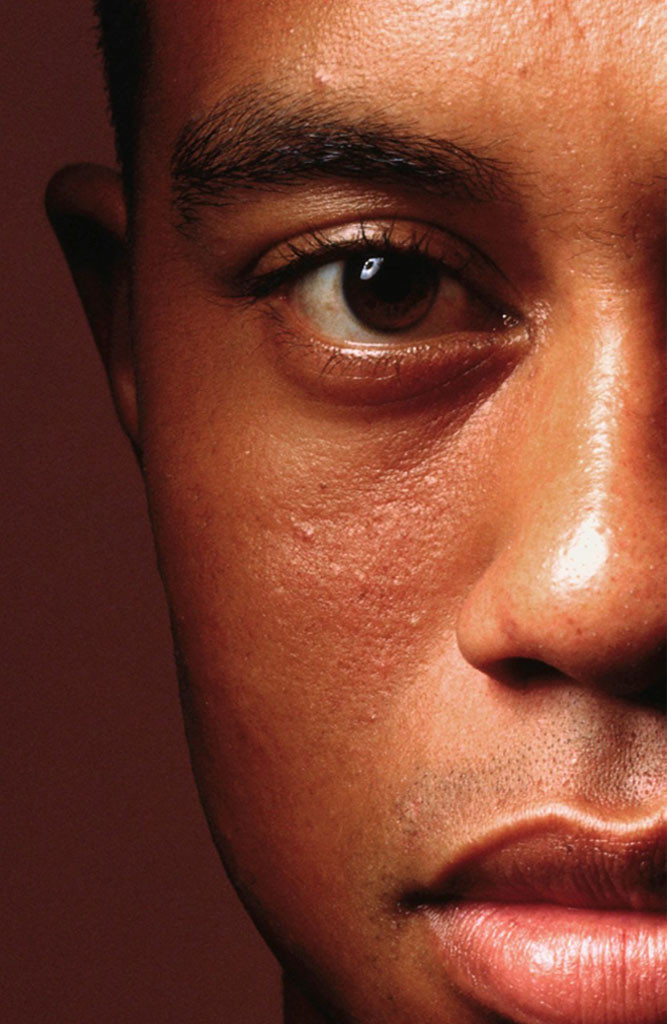 Tiger Woods, book