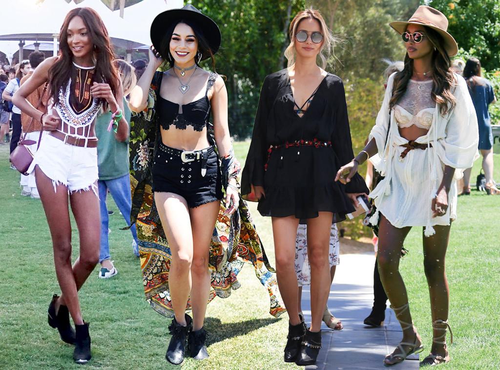 4a17942da05 The Ultimate Celebrity Shoe Guide to 2018 Music Festival Season