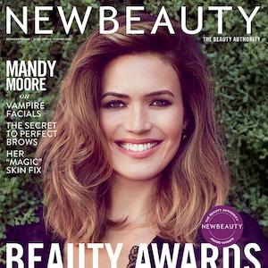 Mandy Moore, NewBeauty