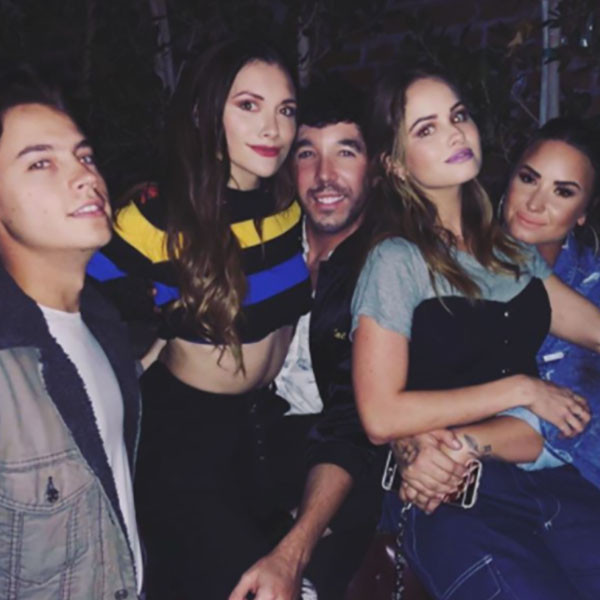 Demi Lovato, Cole Sprouse, Alyson Stoner, Disney Channel, reunion