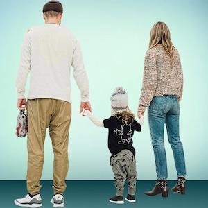 Justin Timberlake, Silas, Jessica Biel