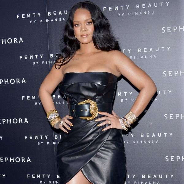 Rihanna, Fenty Beauty, Milan