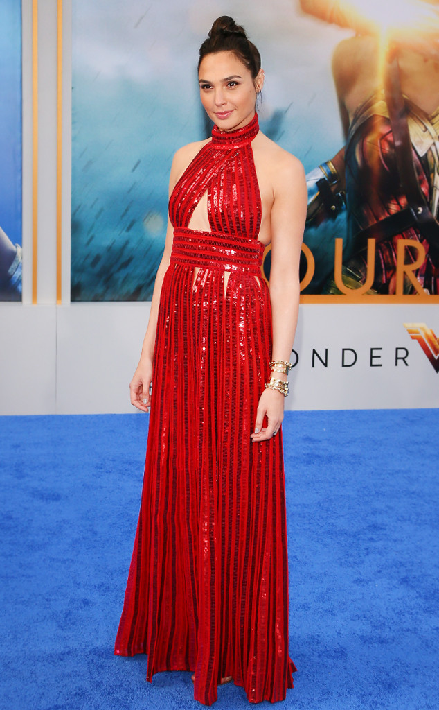 If Gal Gadot Can Wear $50 Shoes With Couture, You Can, Too