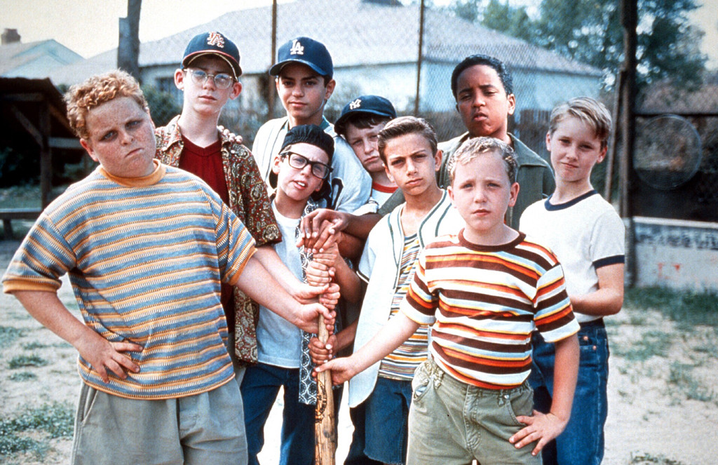 The Sandlot For Eh Ver Movie Heading Back To Theaters For