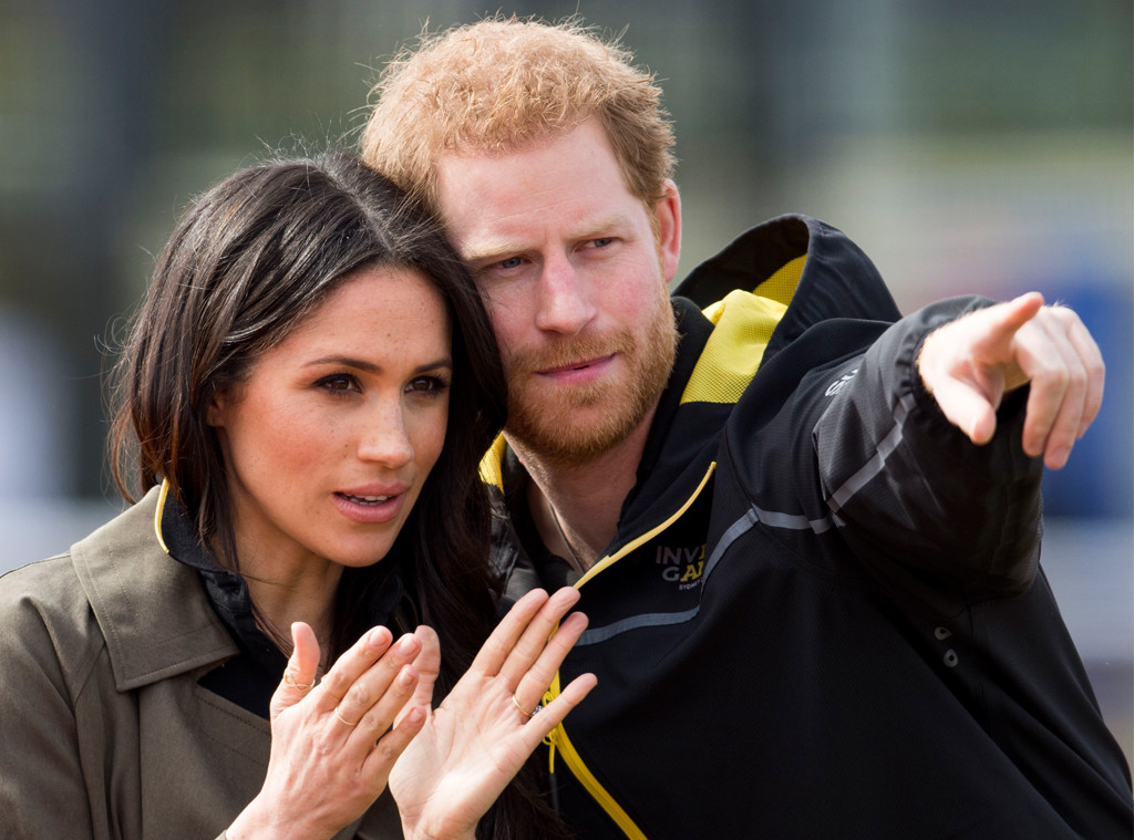 Meghan Markle, Prince Harry, The Invictus Games