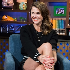 Keri Russell, Watch What Happens Live