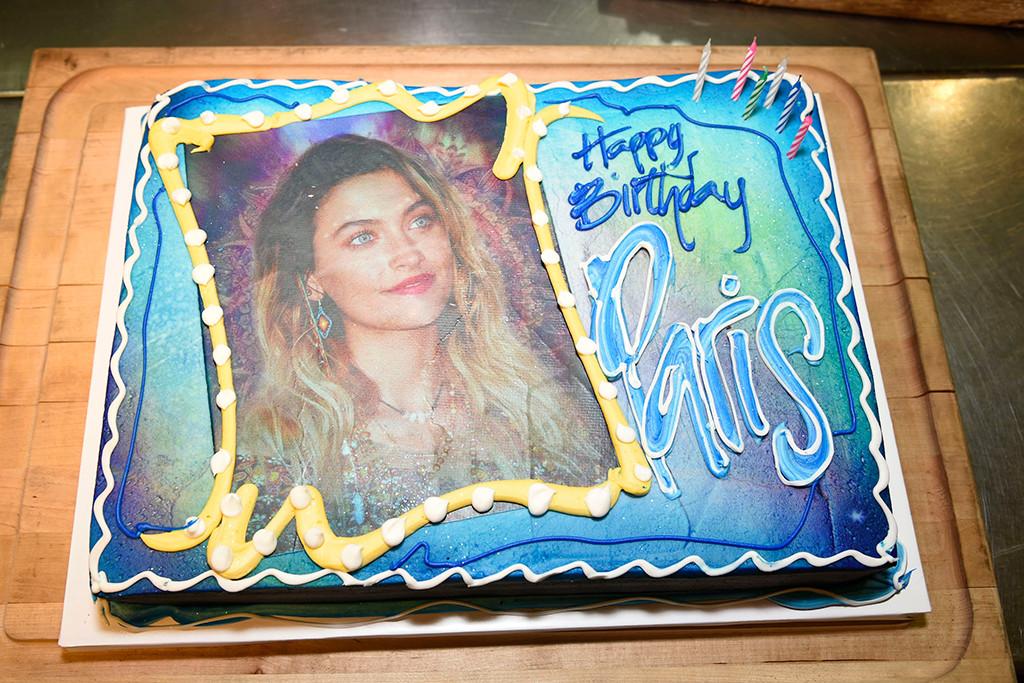 Cake, Paris Jacksons 20th Birthday Party
