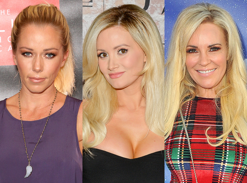 The Love Lives of Girls Next Door's Kendra Wilkinson, Holly Madison