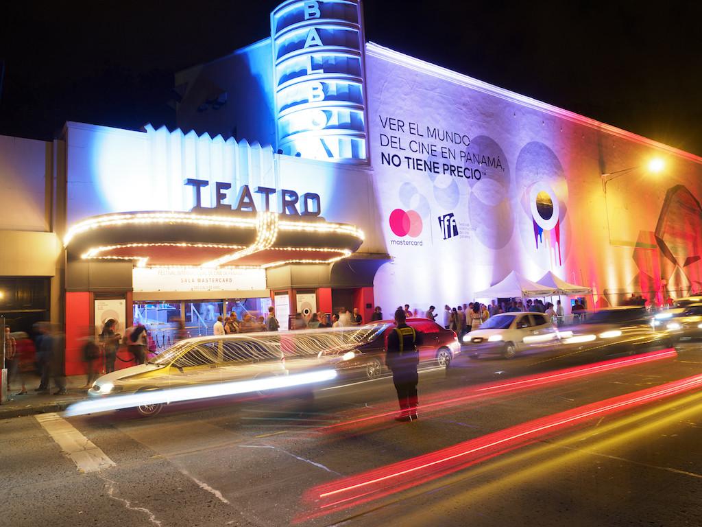 Teatro Balboa, IFF Panama