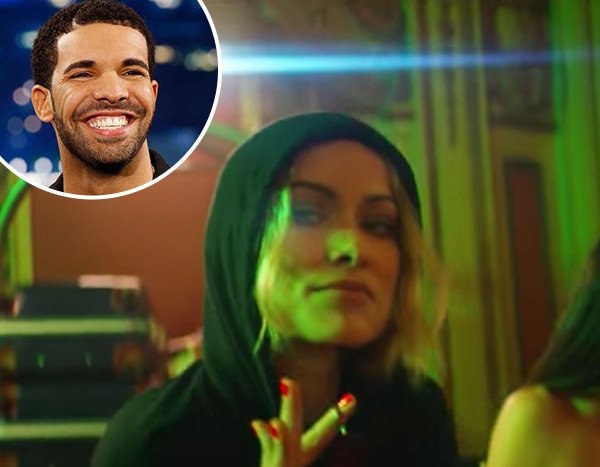 d0ce55eb59fb Drake's Nice for What Music Video Stars Olivia Wilde, Tiffany Haddish and  Others | E! News