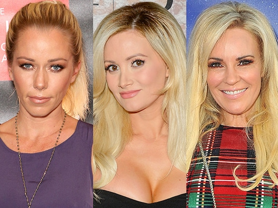 The Love Lives of <i>Girls Next Door</i>'s Kendra Wilkinson, Holly Madison and Bridget Marquardt