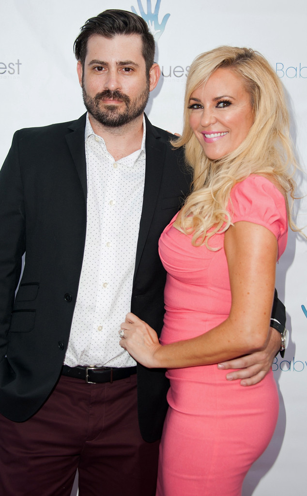 Bridget Marquardt, Nick Carpenter