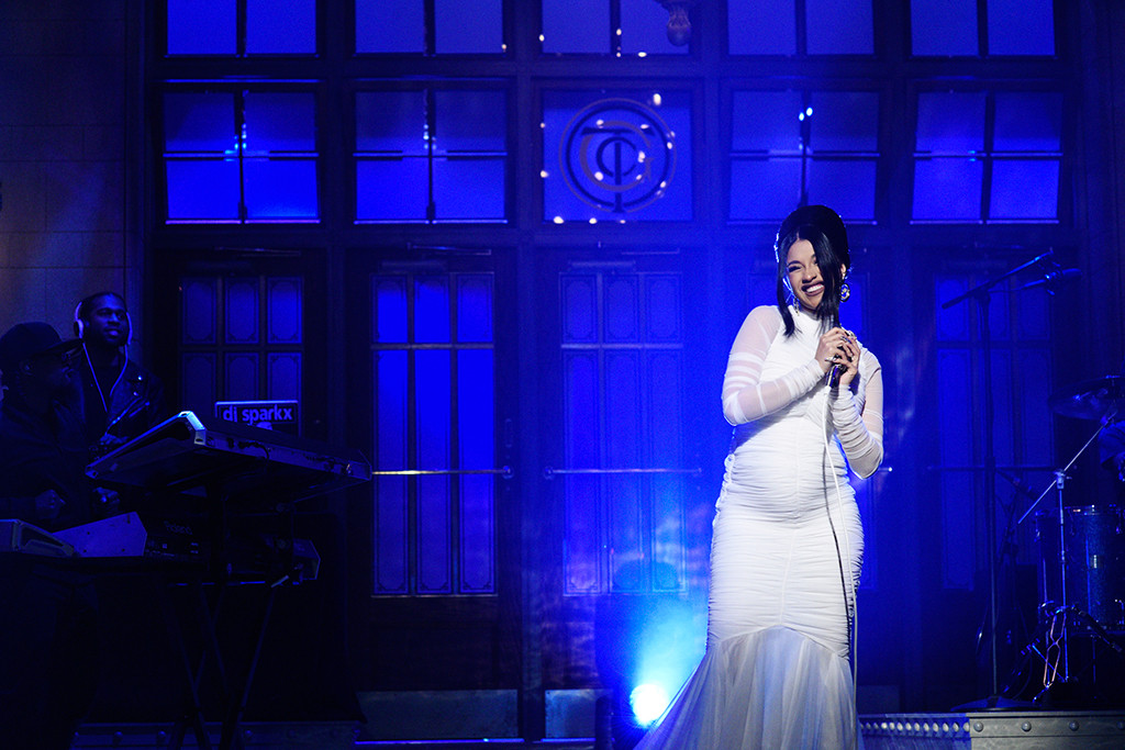 Cardi B, SNL, Saturday Night Live