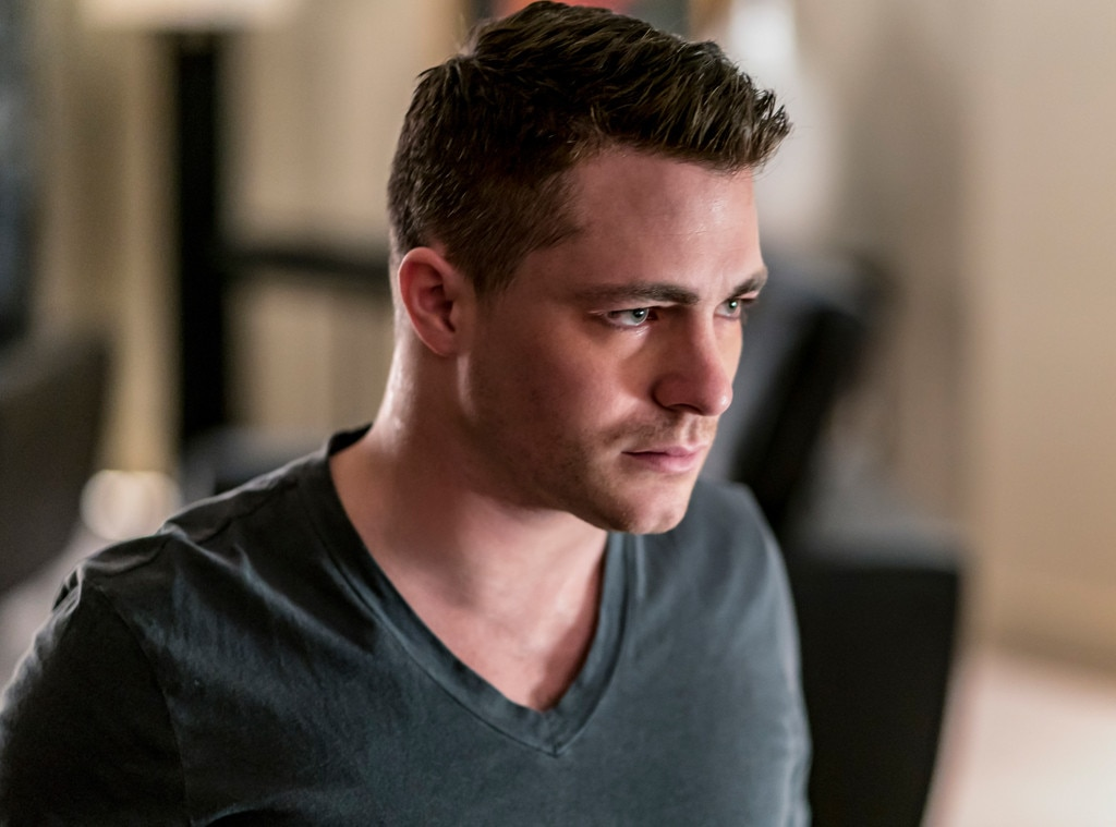 Colton Haynes Returning As Series Regular On Arrow