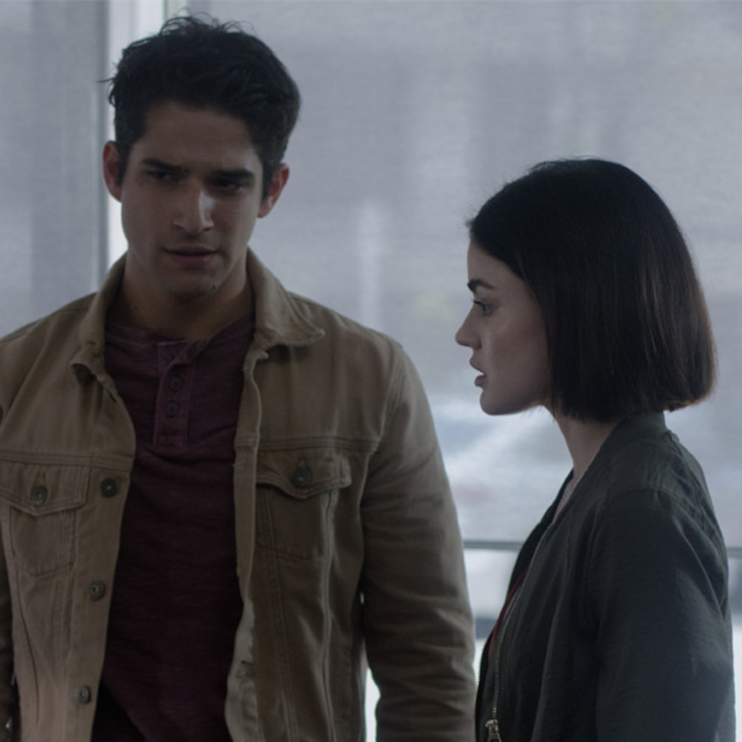 Why Lucy Hale And Tyler Posey S Truth Or Dare Sex Scene Is Extra Awkward E Online Uk
