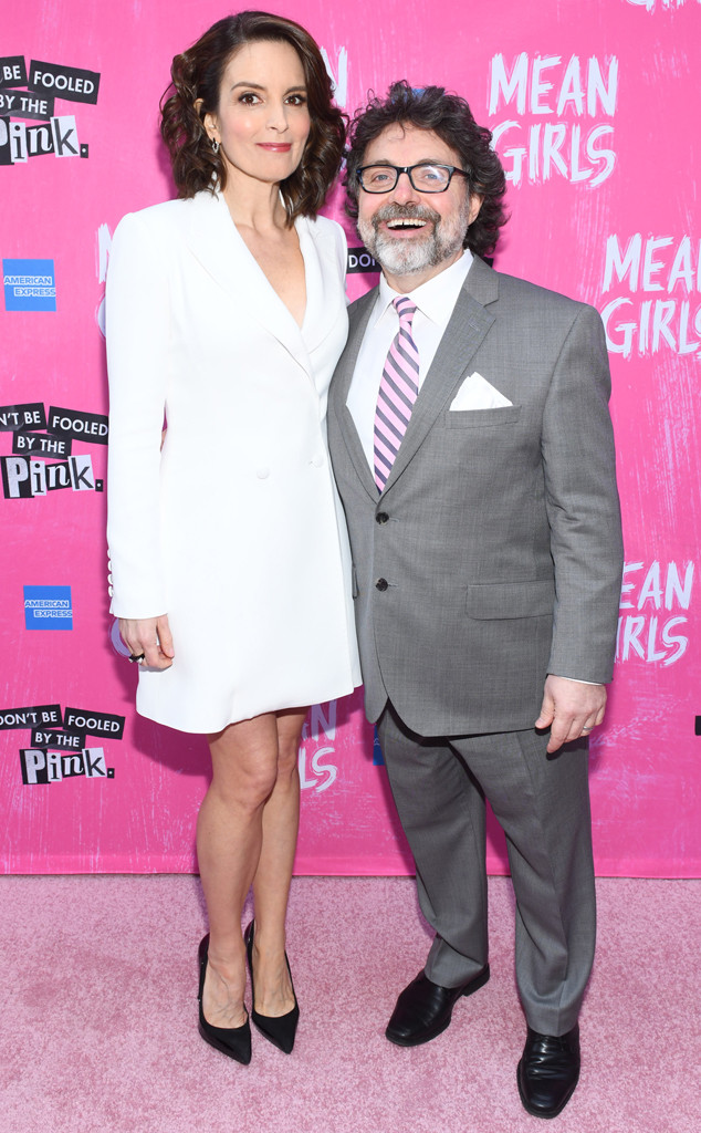 Tina Fey, Jeff Richmond, Mean Girls on Broadway