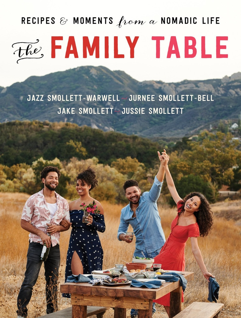 The Family Table: Recipes and Moments from a Nomadic Life, Jussie Smollett, Jurnee Smollett-Bell