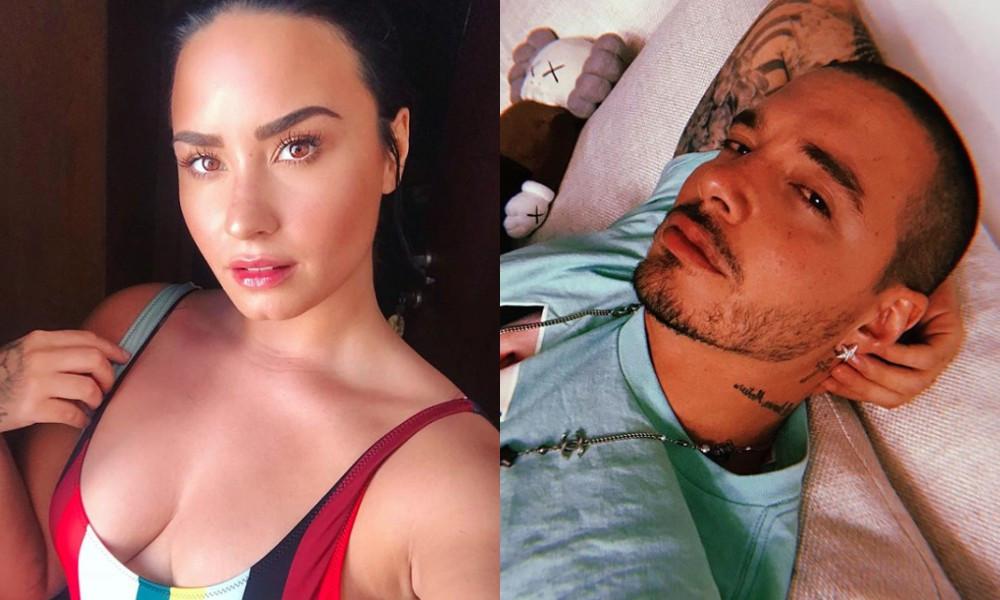 Demi Lovato, J Balvin