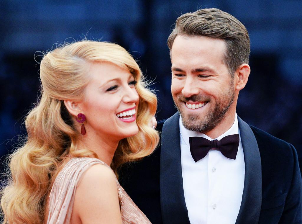 ESC: Met Gala Moments, Blake Lively, Ryan Reynolds