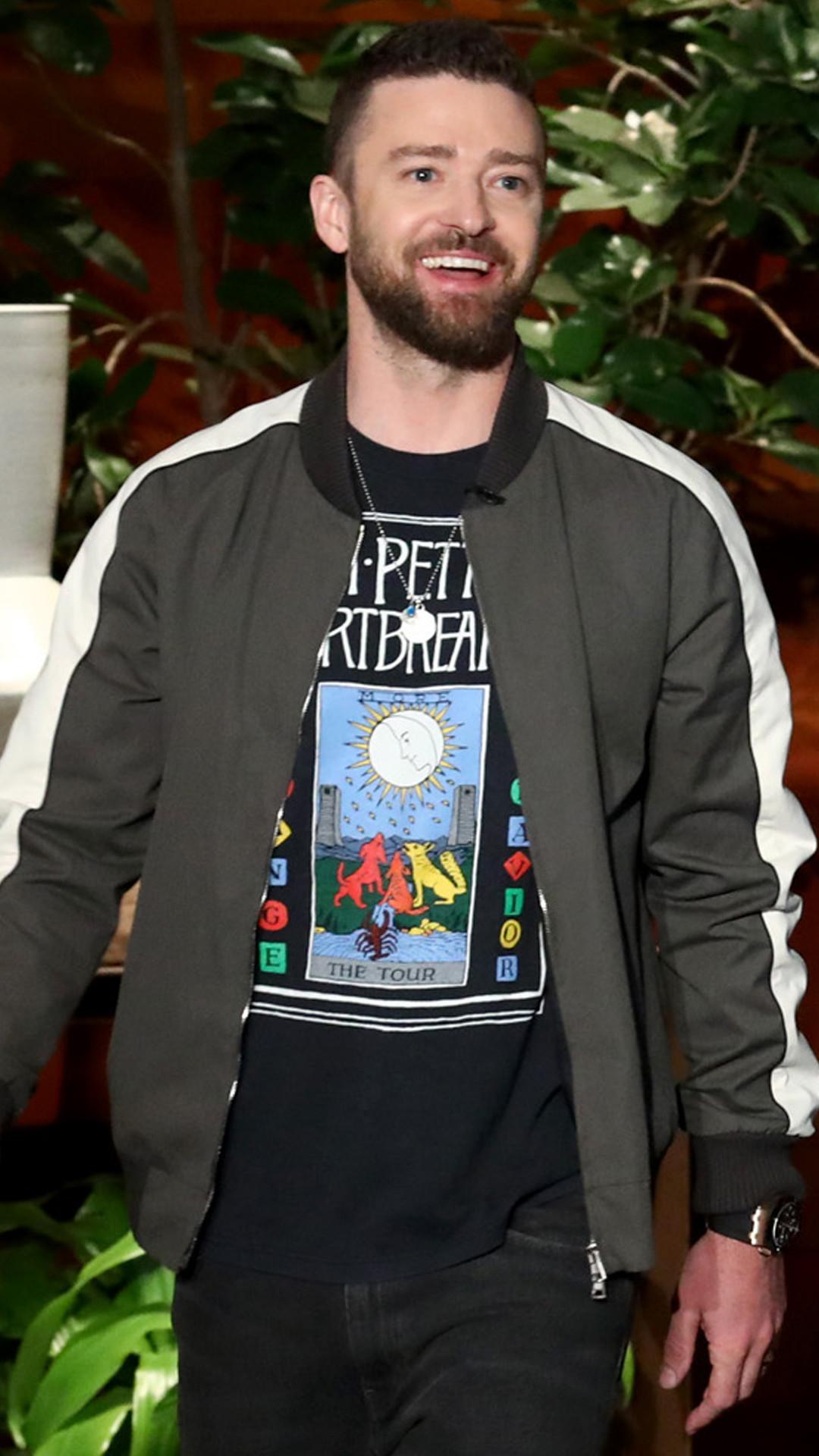 Justin Timberlake, The Ellen DeGeneres Show