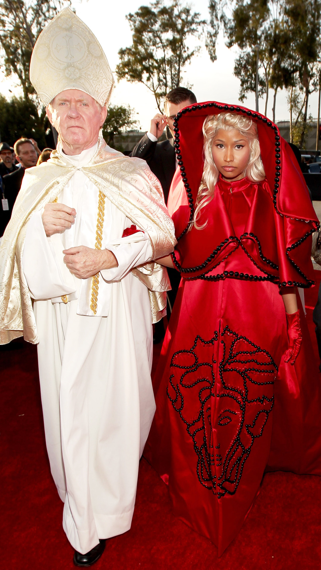 ESC: Fashion and Religion, Nicki Minaj