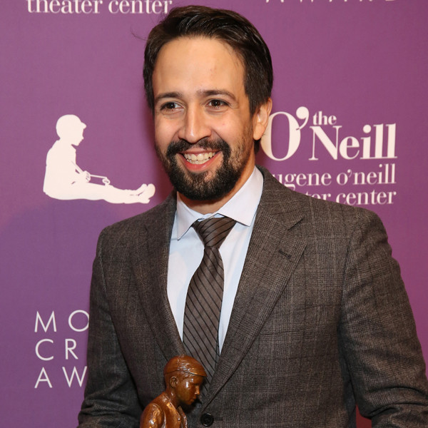 """Lin-Manuel Miranda Shares Why He's Feeling Like a """"Proud Grandpa"""" at the 2019 Emmys"""