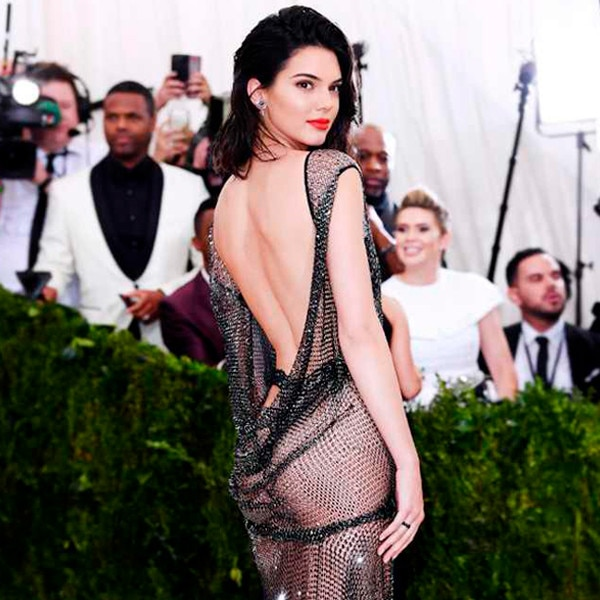 ESC: Kendall Jenner, Met Gala 2017, Controversial