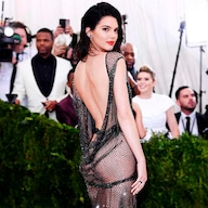 df49c31f1dac Kendall Jenner Shows Some Skin While Posing in Lacy Underwear
