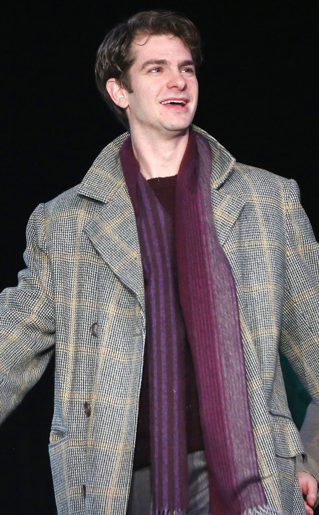 Andrew Garfield, Angels in America, Broadway