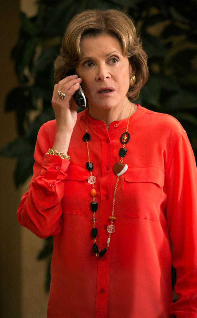 Jessica Walter, Arrested Development