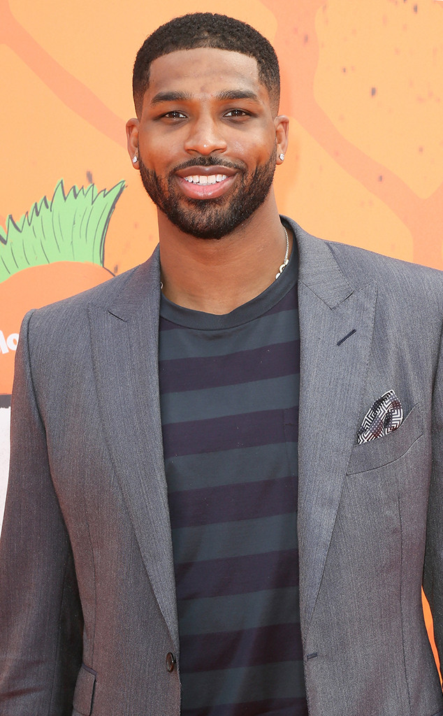 Tristan Thompson, Nickelodeon Kids Choice Sports Awards