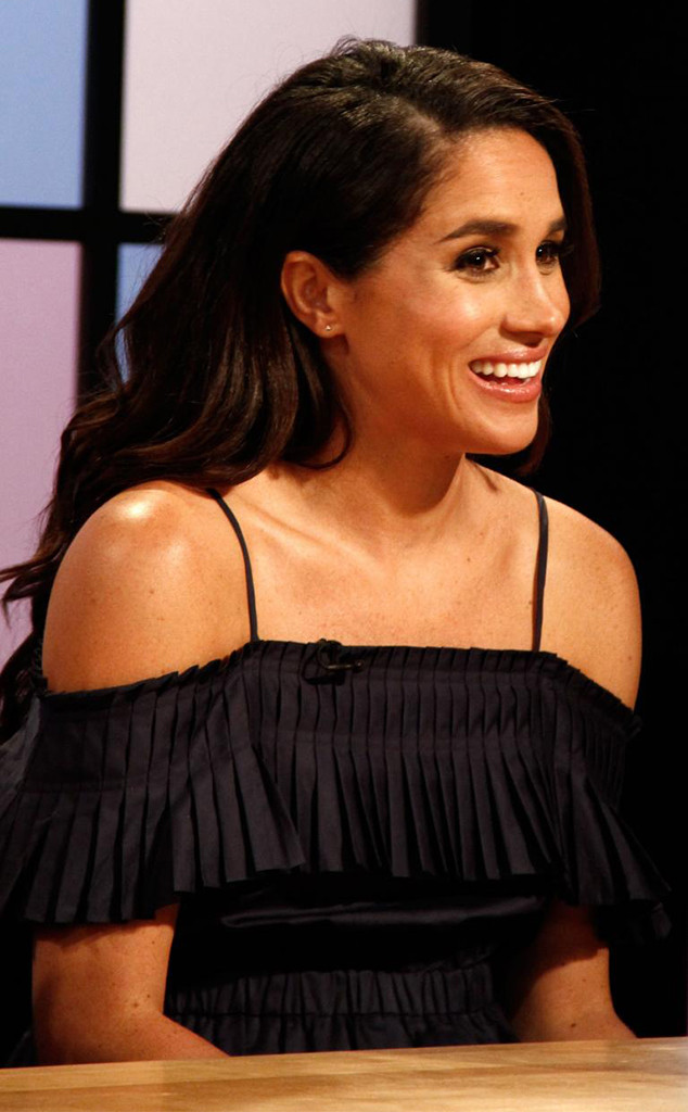 Meghan Markle, Chopped Junior