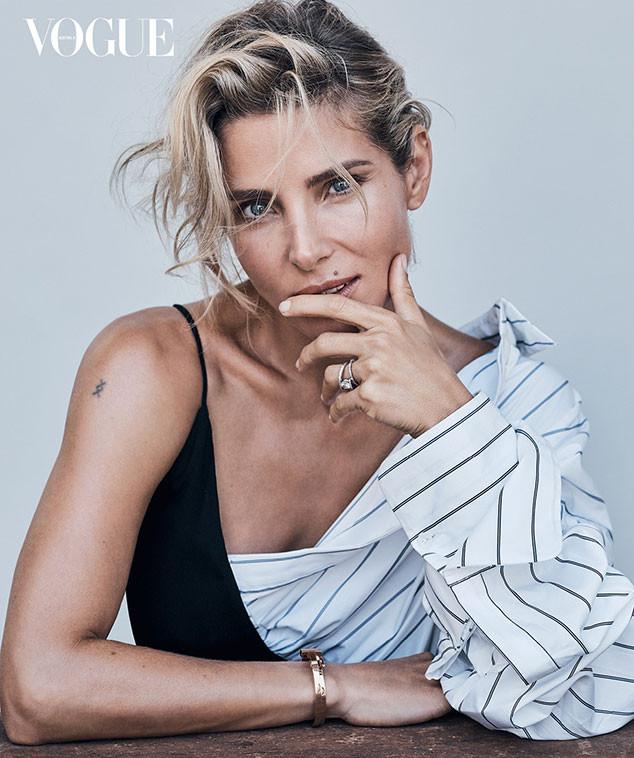 Elsa Pataky, Vogue Australia