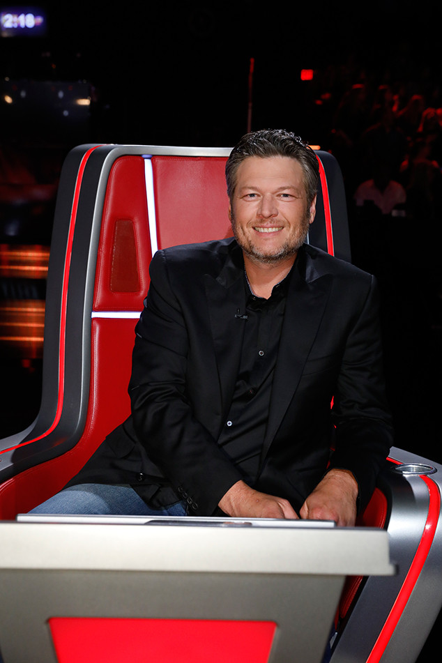 Blake Shelton, The Voice
