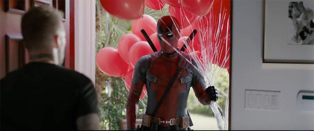 Deadpool, David Beckham