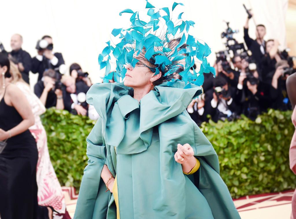 ESC: WTF, Met Gala 2018, Frances McDormand